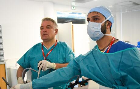 luigi fasolino laparoscopia